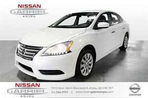2014 Nissan Sentra 1.8 S AUTOMATIQUE, UN PROPRIO, BLUETOOTH,