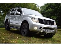 2005 Nissan Pathfinder ***7 SEATER***MONSTER TRUCK*** FULLY LOADED***£1000s SPENT****