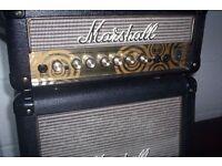 Marshall Zakk Wylde 15watt mini stack..limited edition..mint!