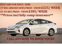FROM £185 / WEEK-PCO CAR HIRE/RENT,UBER READY IN HOUNSLOW,FINCHLEY, ALDGATE,BARKING,STRATFORD-LONDON