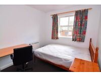 COSY DOUBLE ROOM IN WHITECHAPEL IN A 3BEDROOM FLAT!AVAILABLE NOW! ALL BILLS INCLUDED!