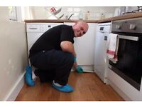 Experienced Pest Control technicians in Isle of Dogs, London.