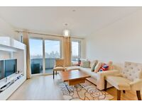 Stunning studio flat on 13th floor of desired Bow development, Ivy point, Gym and concierge-TG