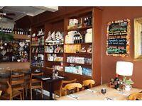 Waiter/Waitress required at Italian Restaurant in Hackney
