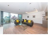 One bed with balcony, Gym, Spa, Cinema & Winter Garden. Leman Street, Goodman's Fields, Aldgate, E1