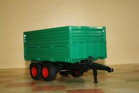 Bruder Tipping Trailer with removable top