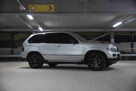 BMW X5 E53 3.0D SPORT