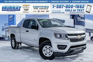 2016 Chevrolet Colorado **Low KMs!  Heavy Duty Trailering Packag