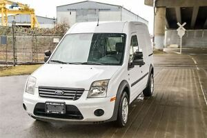 2010 Ford Transit Connect XLT w/Rear Door Glass