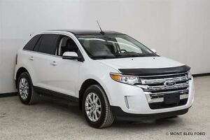 2013 Ford Edge Limited/AWD,LEATHER, ROOF, NAV  *FINANCING AVALAI