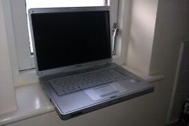 Compaq Presario C500 Laptop - (Celeron 1.60GHz Processor, 2GB RAM, 60GB Hard Drive) - FAULTY