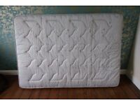 Spring double mattress