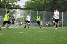 Players wanted (Highbury & Islington football games at Paradise Park)
