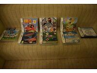 8 Nintendo DS games