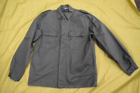Classic Olive Drab - ABL Belgian Army Shirt
