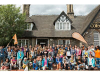 CALL FOR EXPERIENCED ACTORS FOR A BUSY BOARDING SCHOOL SUMMER CENTRE IN LONDON.