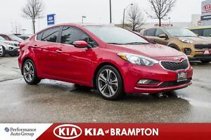 2015 Kia Forte EX|NROOF|BLUETOOTH|SAT RDIO|KEYLESS|ALLOYS