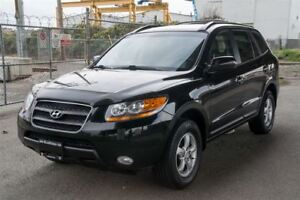 2008 Hyundai Santa Fe Leather, All Wheel Drive, Langley