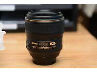 Nikon 35mm f/1.4g lens Mint Condition