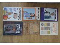 Knit Machine Books x6