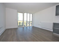 BRAND NEW 11th floor spacious 1 bedroom apartment in the Compton House, Royal Arsenal development