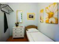 Lovely single rooms available in EAST London! from 115/130p/w