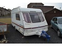 Swift Challenger 480SE 2 berth Caravan With all the Xtras ready to roll. STILL FOR SALE