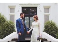 Last Minute Documentary Vintage Style Wedding Photography in Hull