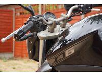 2010 Yamaha XJ6N - black, low miles