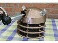 Dalek Head - dressing up item, child size