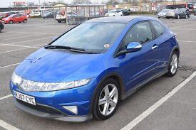 Honda Civic 1.8 i-VTEC Type S GT Hatchback i-Shift 3dr