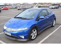 Honda Civic 1.8 i-VTEC Type S GT Hatchback i-Shift 3dr