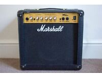 Marshall MG15CD Amplifier - 15-watt combo amp