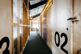 Hot Desk / Fixed Desk / Office Space available in Seven Sisters Creative Hub