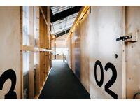 Hot Desking Space / Seven Sisters Creative Hub