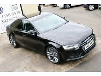 Audi A4 2.0 TDI Technik Black edition spec (Finance & Warranty)