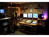 Music studio/music services