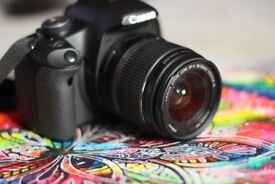 Canon 500D 18-55mm IS - Great condition
