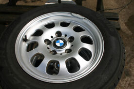 3 Series BMW Alloy Wheels and Tyres
