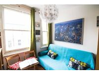 Delightful studio on Fairholme Road, West Kensington