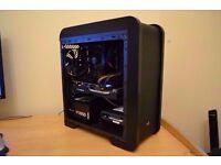 Gaming PC - i5 4460 - 12GB DDR3 - R9 380 4GB - 128GB SSD - 500GB HDD - NEW - UNDER WARRANTY