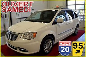 2016 Chrysler Town & Country TOURING L * STOW N GO * CUIR