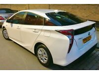 2018 Toyota Prius at £149 a week - Uber Ready - PCO Car Hire