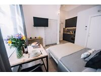 PRICE DROPPED ! LUX Studio , Notting Hill - ZONE 1, BRAND NEW ! WIFI AND BILLS INCLUDED !