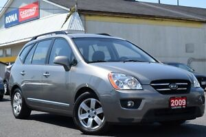 2009 Kia Rondo EX |  7 PASS | HEATED SEATS | PRICED TO SELL