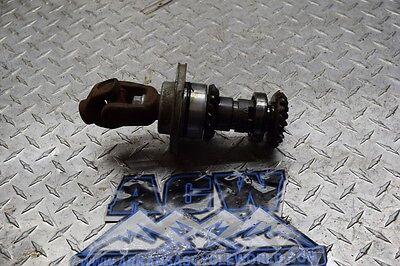 D8-1 OUTPUT BEVEL GEAR SHAFT 1988 YAMAHA MOTO 4 200 ATV 88 YFM 2X4 FREE SHIP