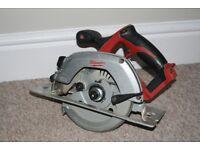 Milwaukee HD18CS-0 18v Circular Saw - Body Only