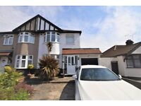 FOUR BEDROOM HOUSE TO RENT IN CLAYHALL, EAST LONDON, IG5