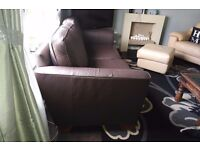 GREAT CONDITION large 2 seaters sofa