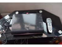 Sky HD Box with HDMI cable and Remote
